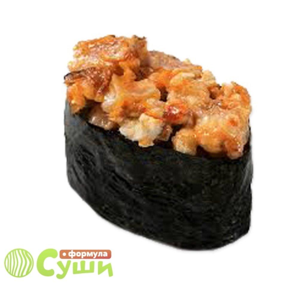 Суши: ЗАПЕЧЁНЫЙ УГОРЬ в Формула суши