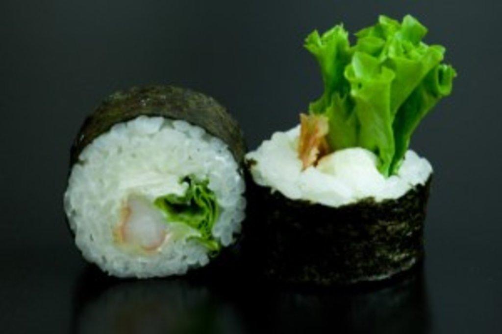 Роллы: Эби темпура в Sushin