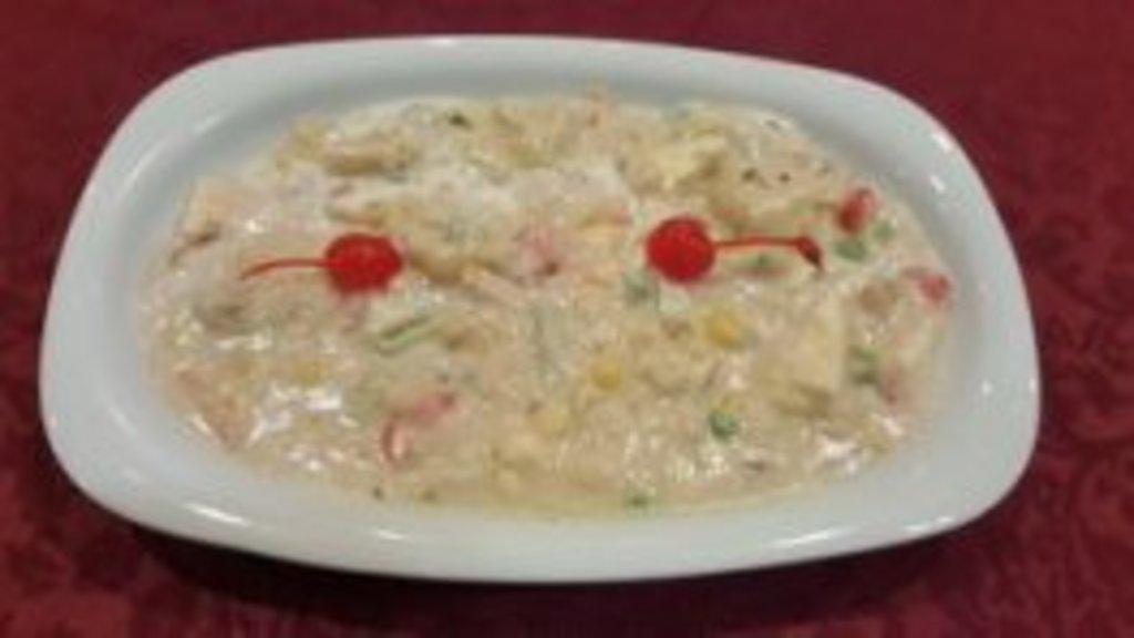 Горячие блюда: Навратан корма в Ganga