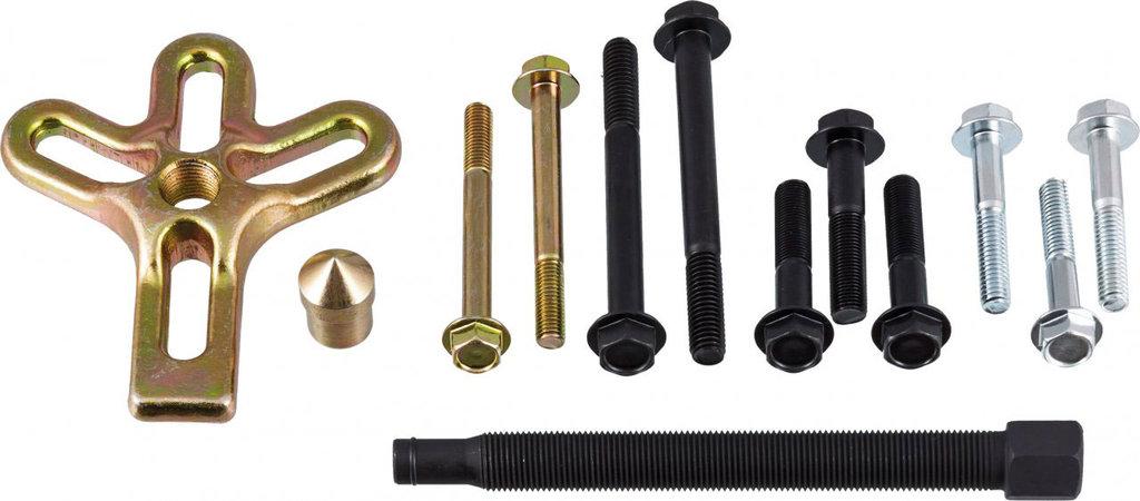 Съемники для ремонта и диагностики автомобилей: KA-1013 набор для снятия шкивов, 13 предметов в Арсенал, магазин, ИП Соколов В.Л.