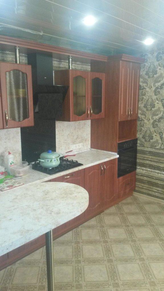 Кухни: Кухня 15 в Квадра Мебель