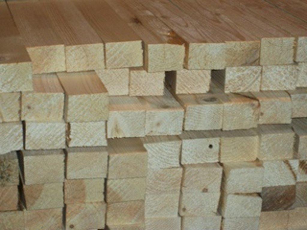 Пиломатериал: Изготовление пиломатериалов  различного сечения в Деревообрабатывающая компания Сенчуров И.Ю.