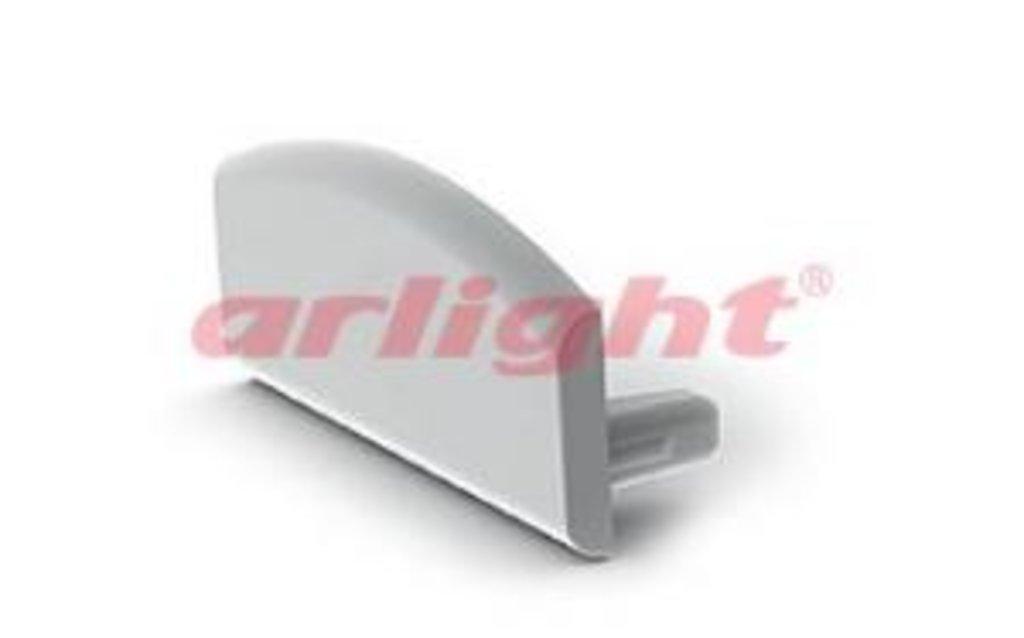 Алюминиевый профиль: Заглушка для ALU-WIDE-H8 глухая в СВЕТОВОД