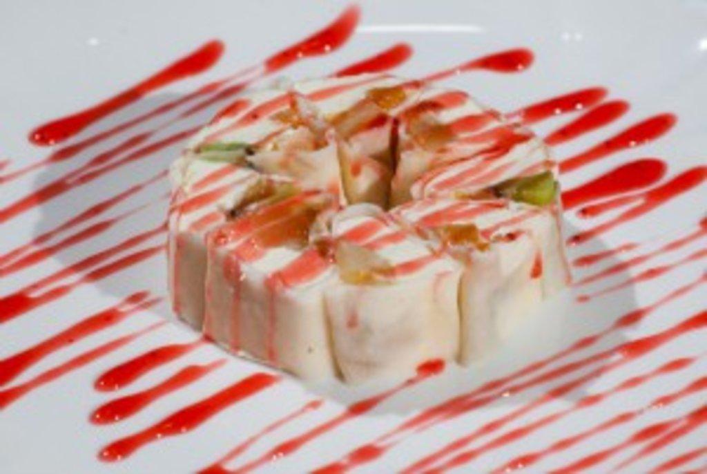 Десерты: Тропика в Sushin