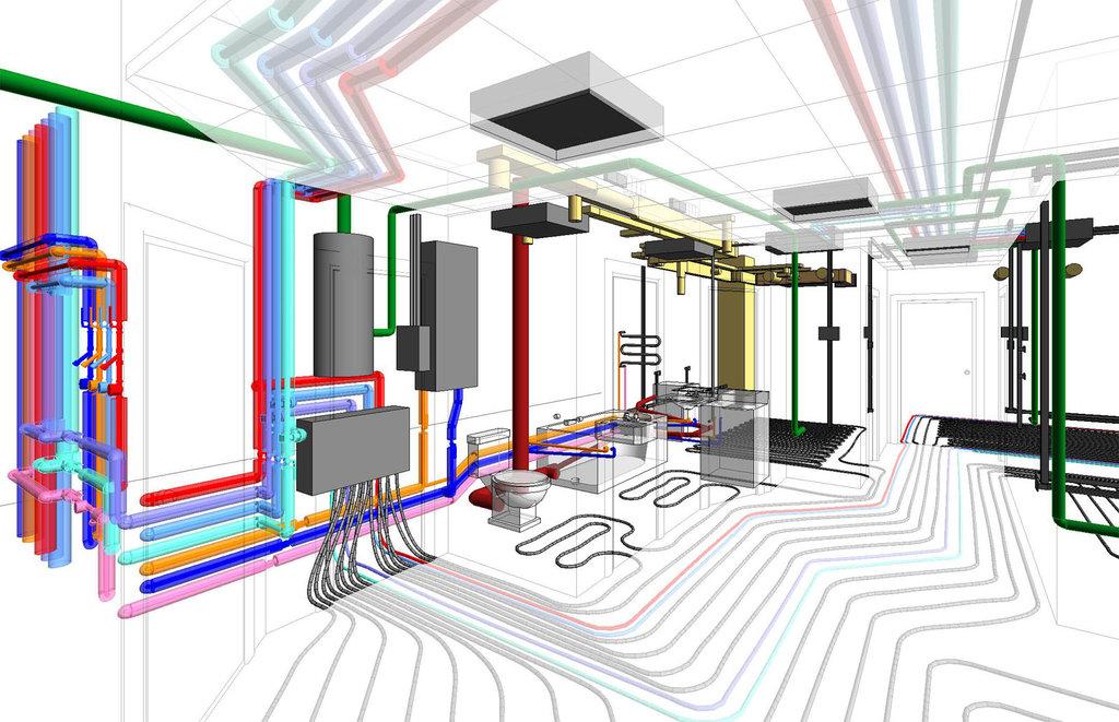 Проектирование: Проектирование вентиляции в Профтехнология, ООО