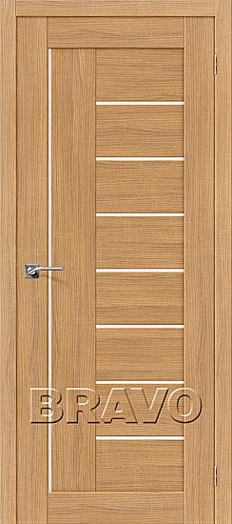 Двери экошпон BRAVO: Порта-29  Anegri Veralinga в STEKLOMASTER