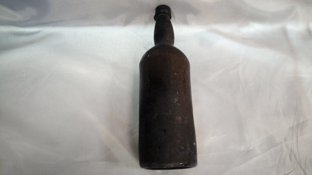 Подлинные предметы Крымской войны: Английская бутылка периода Крымской войны в Модели кораблей