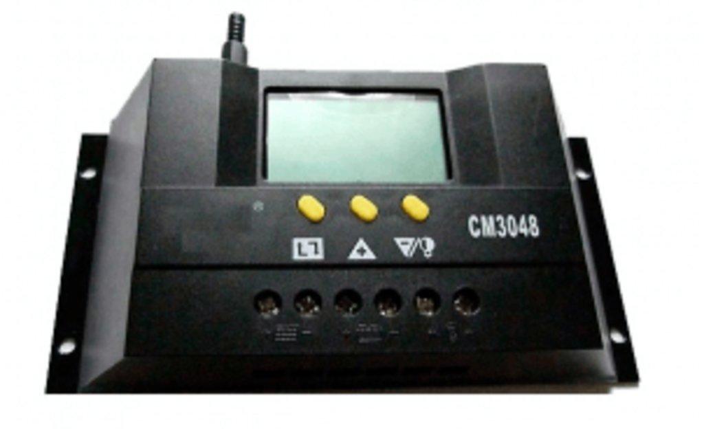 ШИМ контроллеры: Контроллер заряда JUTA CM2048 в Горизонт
