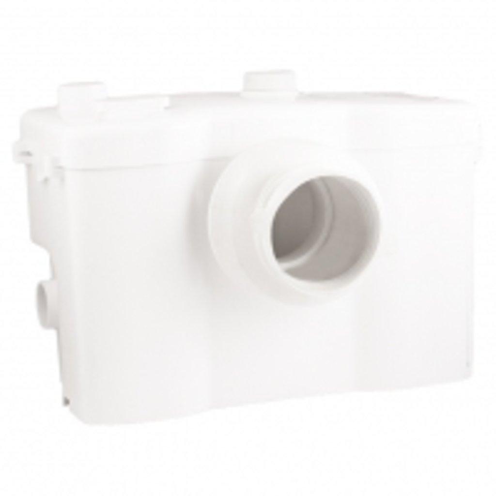 Канализационное оборудование, общее: STP-100 Люкс Туалетный насос измельчитель JEMIX в ТеплоСНАМИ