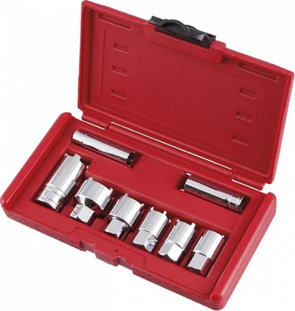 Инструмент для ремонта и диагностики других узлов и агрегатов: KA-8201 головки корончатые 8 предметов в Арсенал, магазин, ИП Соколов В.Л.