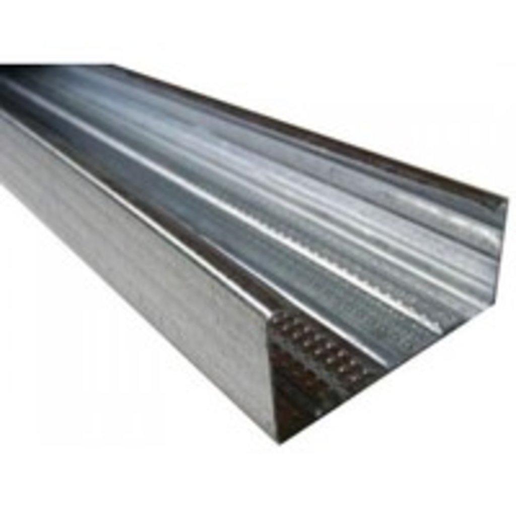 Профиль гипсокартонный: Профиль ПП (60*27) L=3м в 100 пудов