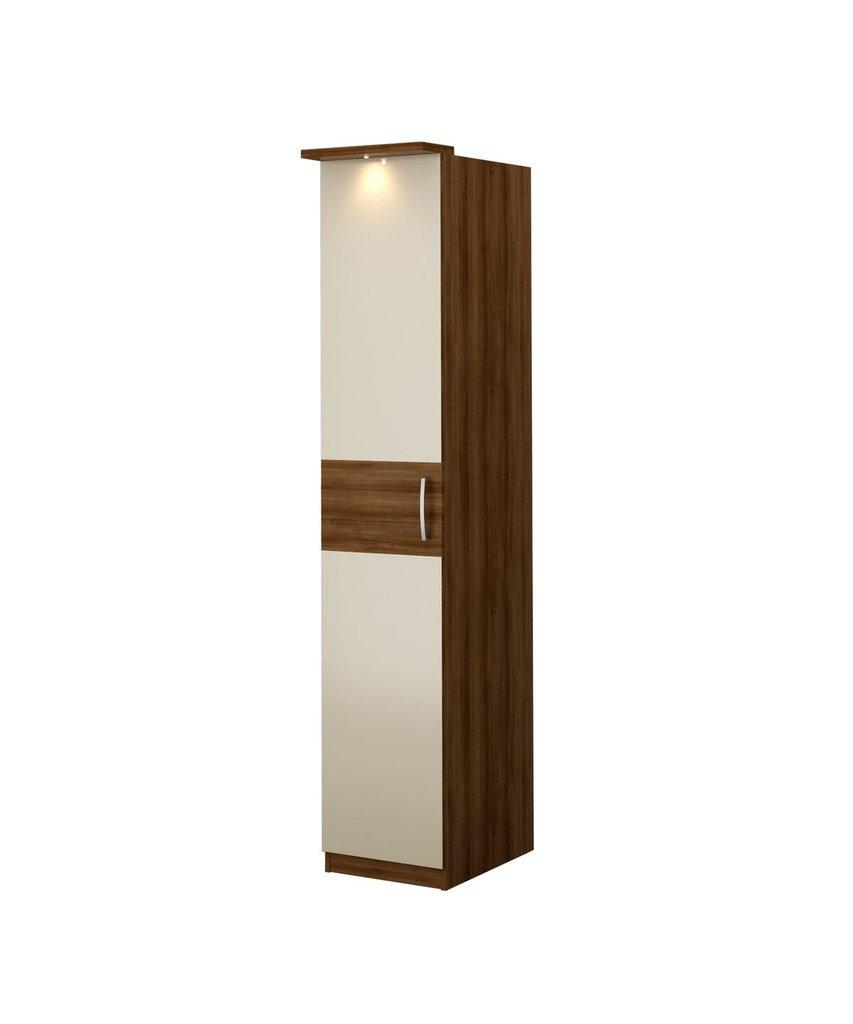 Шкафы для спальни: Шкаф 1-дверный Мальта в Стильная мебель