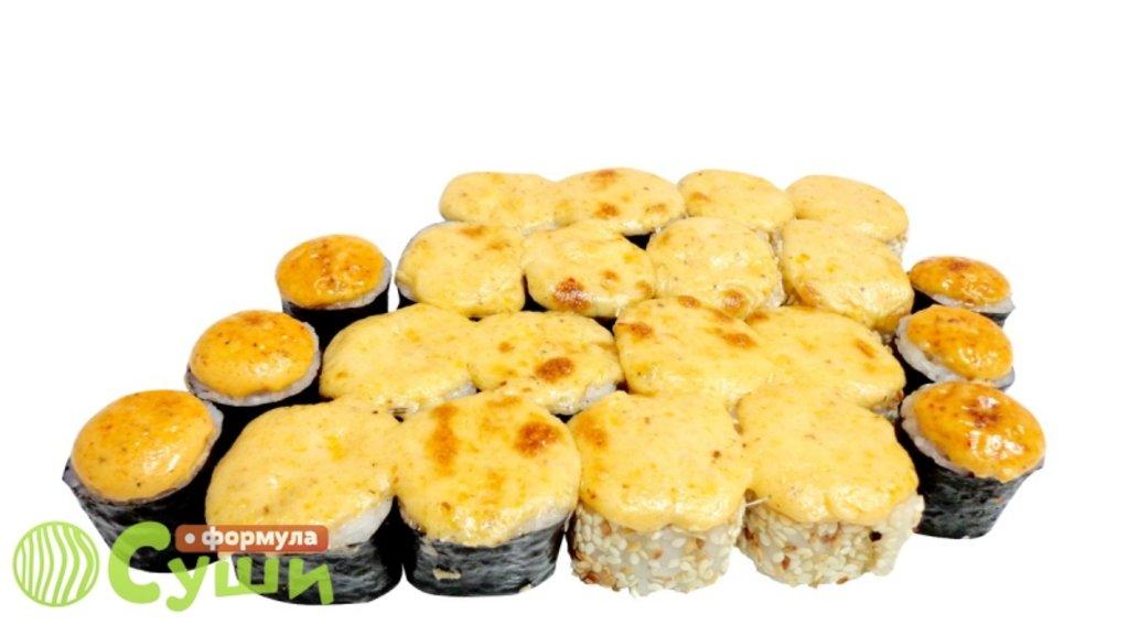 Наборы: ОСТРЫЙ ЗАПЕЧЁНЫЙ в Формула суши