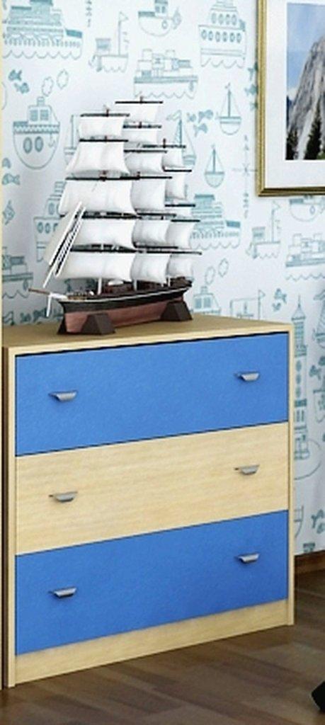 Комоды детские: Комод Денди Морячок МДФ в Стильная мебель