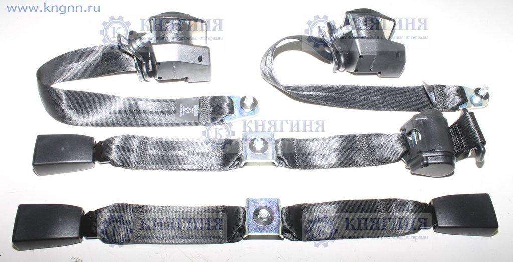 Ремень: Ремень безопасности Волга зад. в Волга