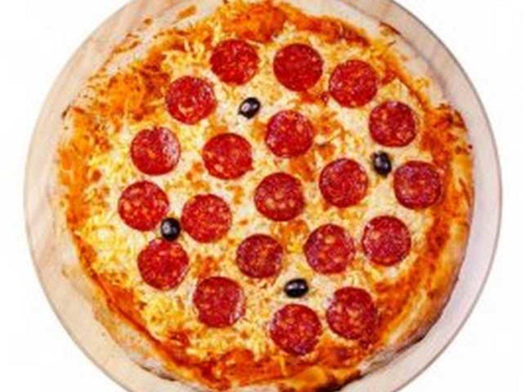 Пицца 40 см: Пепперони в Balkan