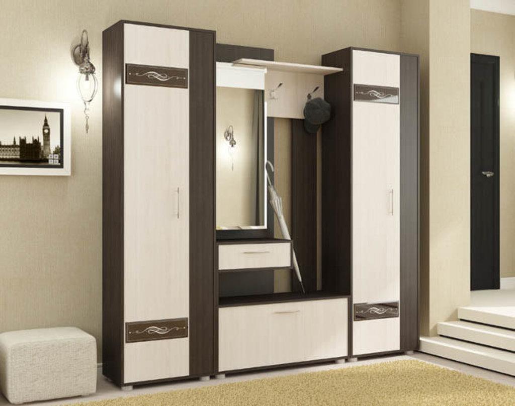 Мебель для прихожей Инфинити: Мебель для прихожей Инфинити в Стильная мебель
