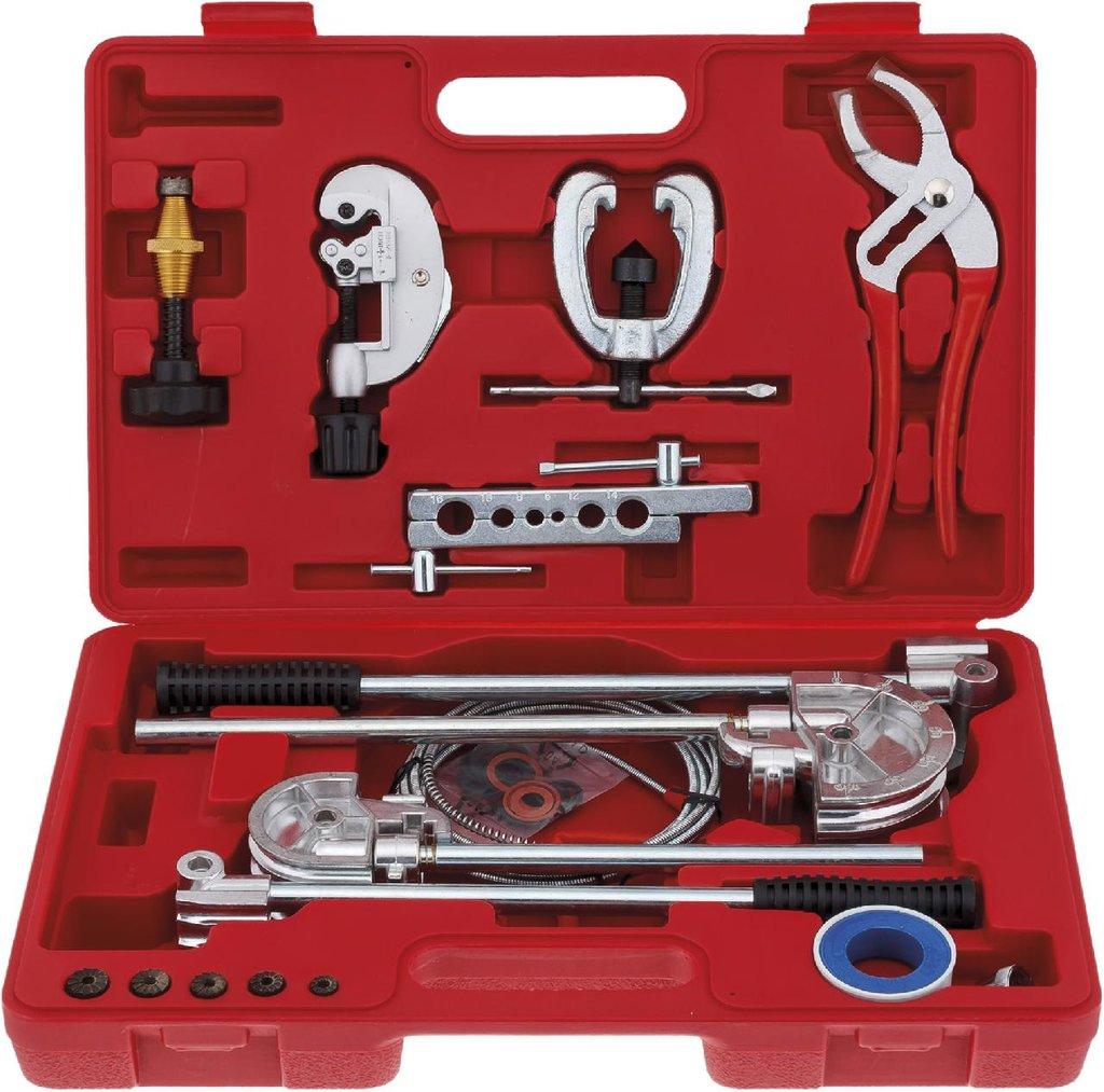 Инструмент для ремонта и диагностики других узлов и агрегатов: KA-6521 набор слесарный для работы с трубами в Арсенал, магазин, ИП Соколов В.Л.