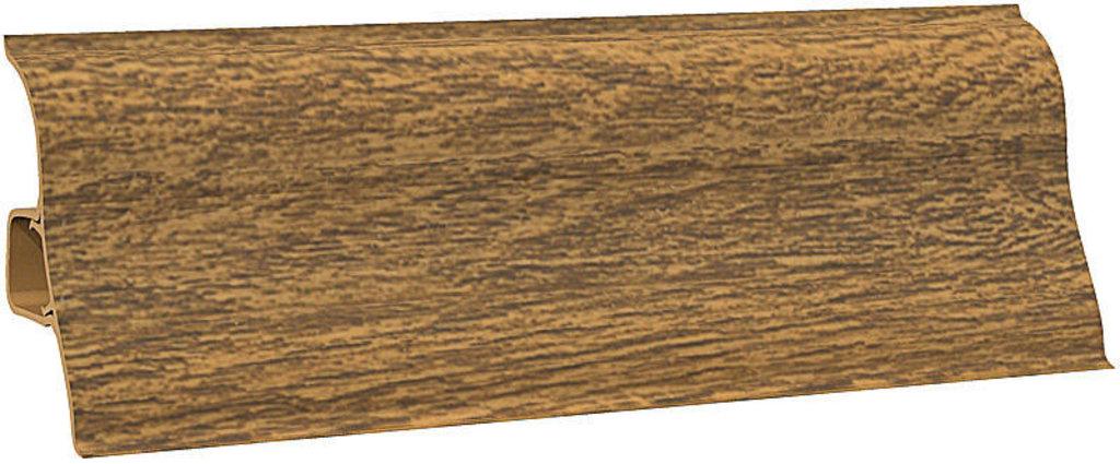 Плинтуса напольные: Плинтус напольный Ecoline 149 дуб в Мир Потолков