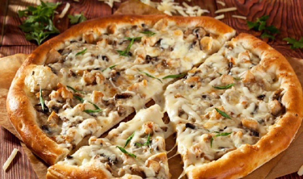 Пицца: Жульен в Квартал