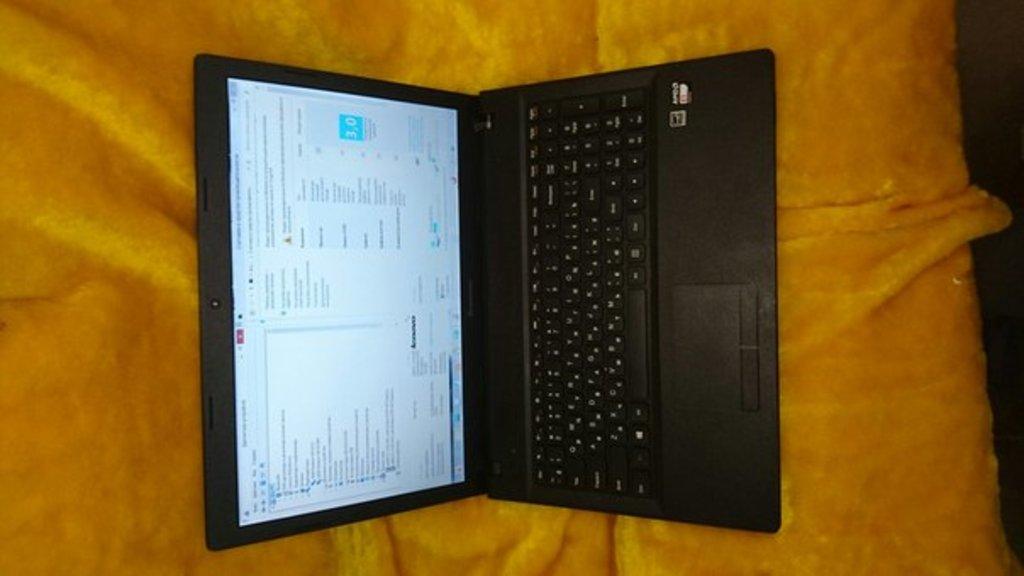 Б/У Ноутбуки: Ноутбук LENOVO G505 в Электр'ON