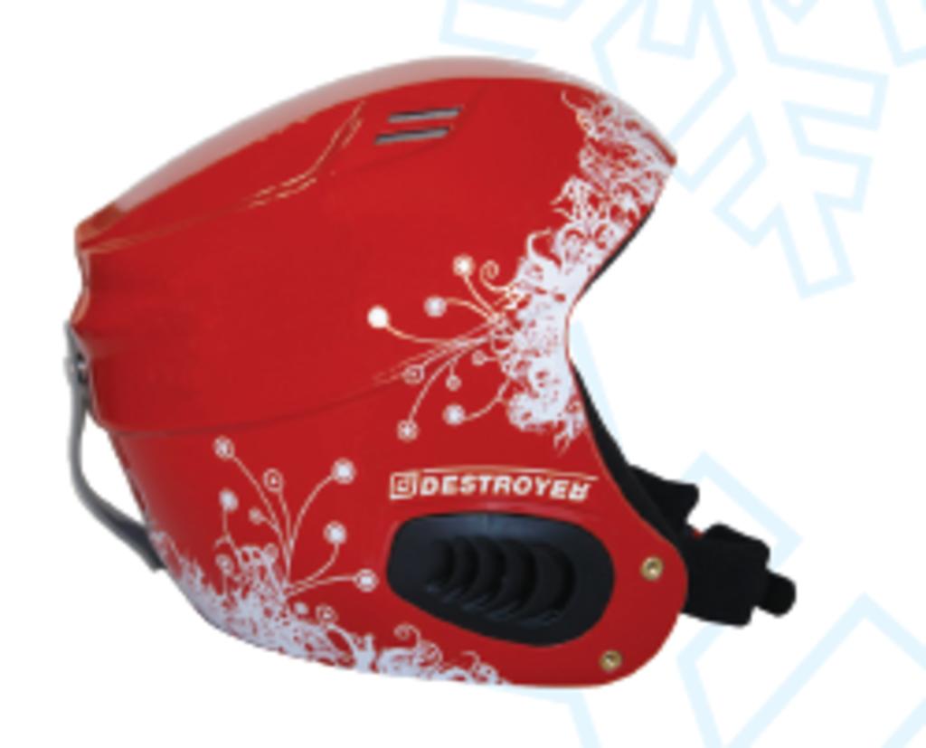 Зимнее снаряжение: Destroyer шлем горнолыжный DSRH-222K в Турин