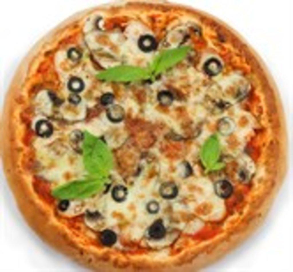 Пицца классическая: Курица /Грибы в Jolly Way Pizza
