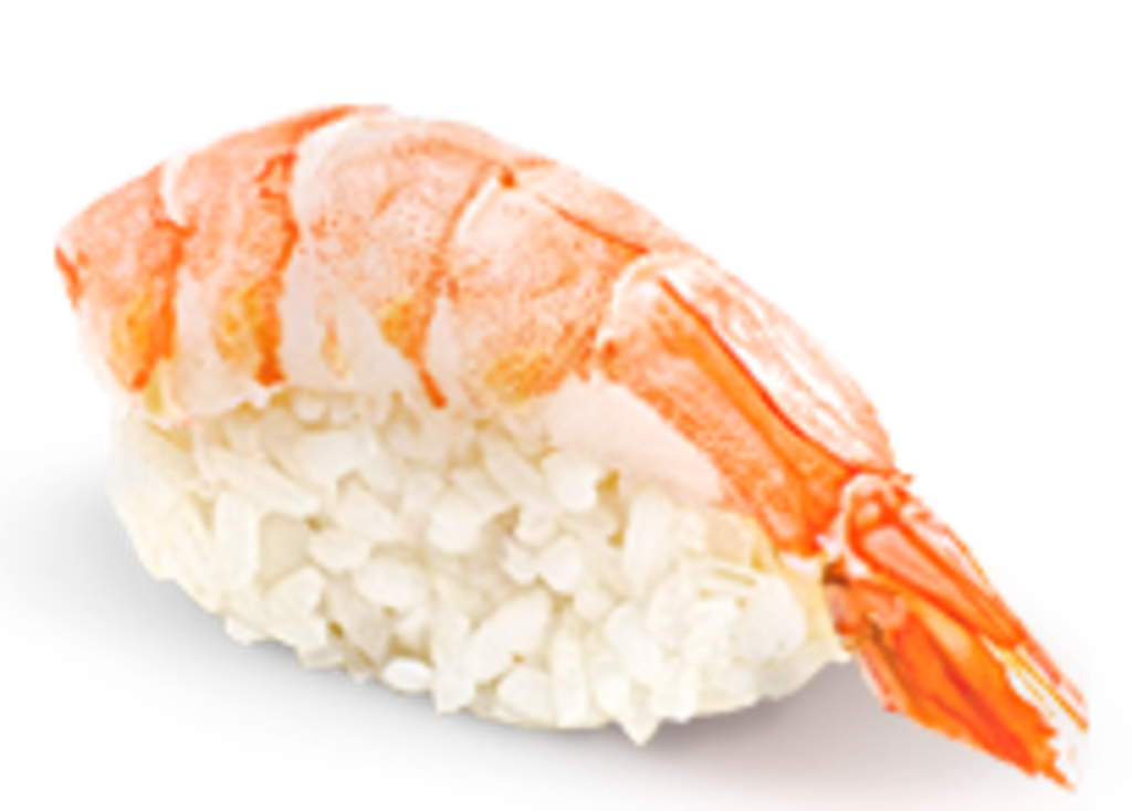 Суши: Суши креветка в КусОk