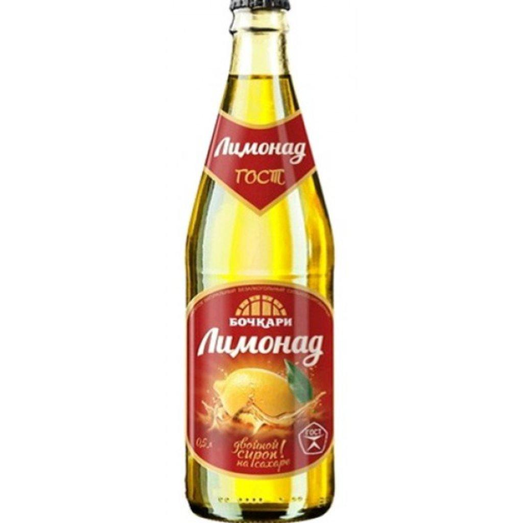 Напитки: Лимонад в ассортименте 0.5л в Смак-нк.рф