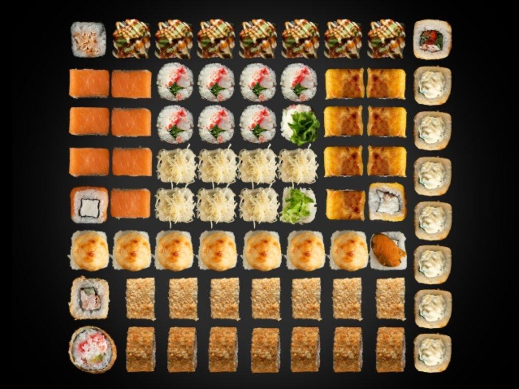 Наборы: Цукидзи сет в МЭСИ суши&роллы