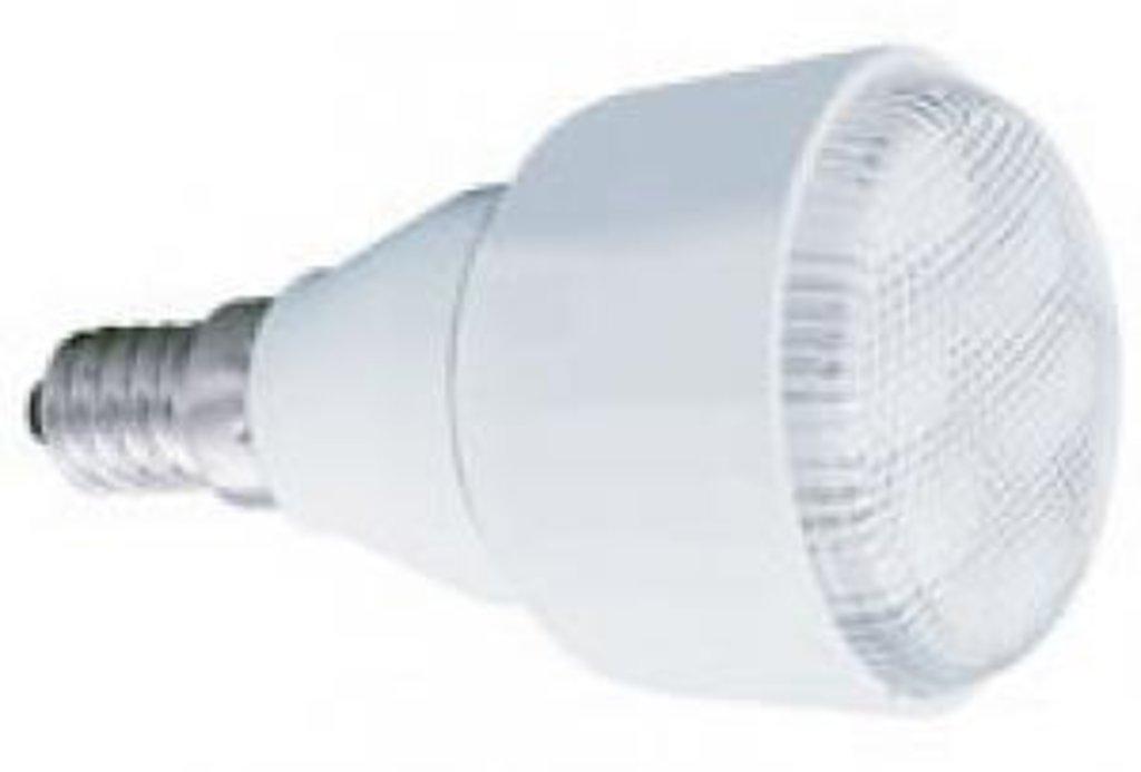 Энергосберегающие лампы: Ecola Reflector R50 11W Luxer в СВЕТОВОД