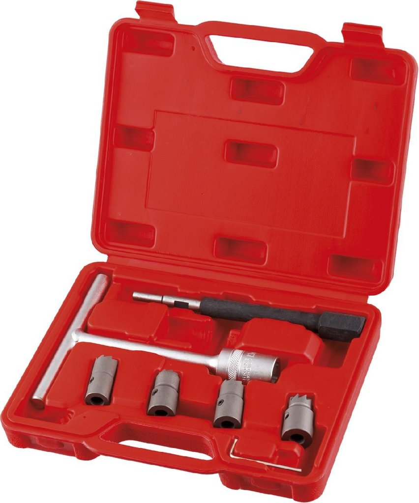 Инструмент для ремонта и диагностики двигателя: KA-3636B Набор для чистки посадочных мест дизельных форсунок в Арсенал, магазин, ИП Соколов В.Л.