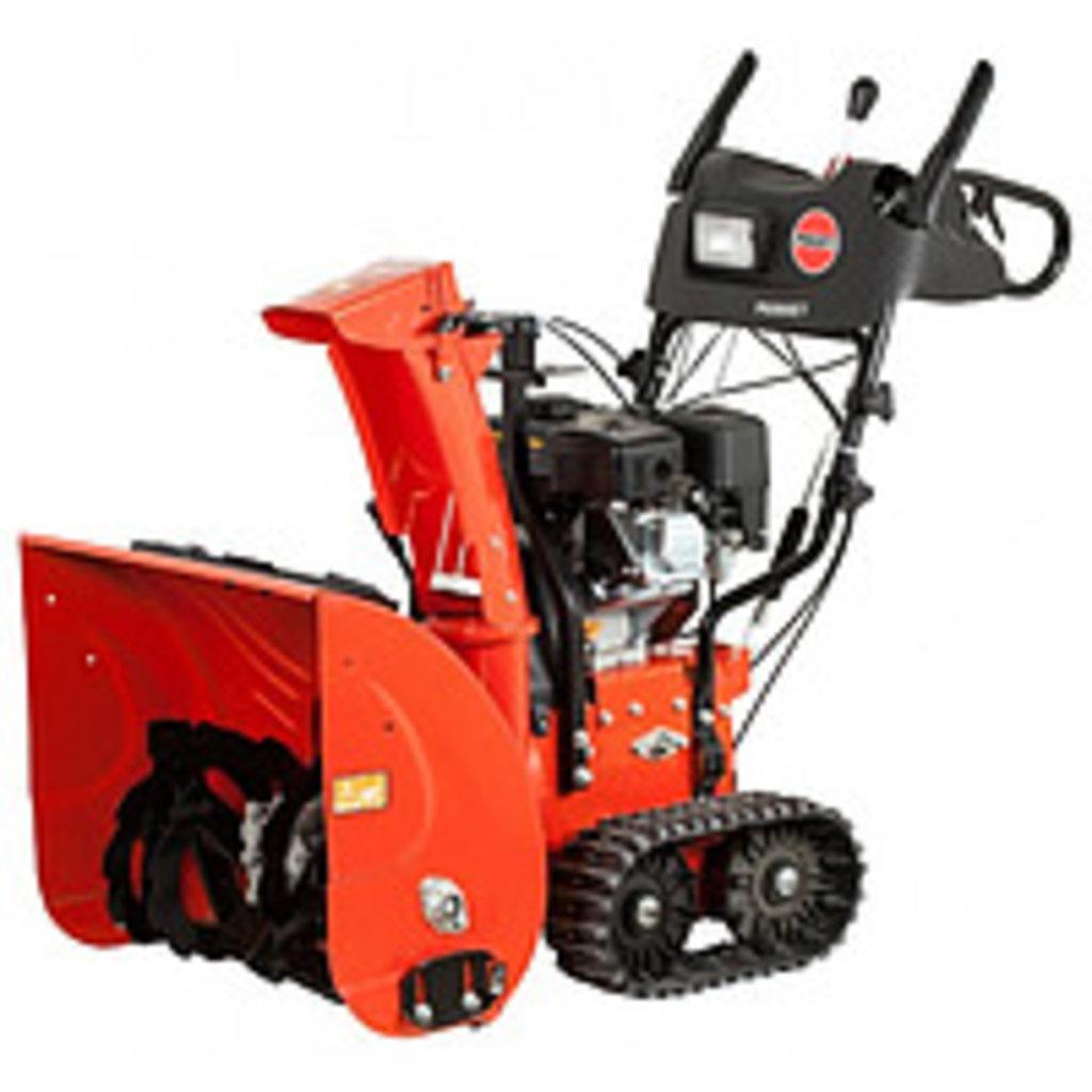 Снегоуборочная техника: Снегоуборщик PROFI P6560ET (P6560ETM) в Строитель, магазин в 23 микрорайоне