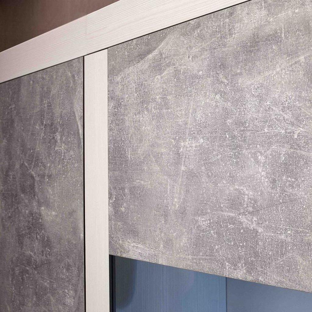Шкафы для одежды и белья: Шкаф для одежды и белья Леон 5 в Стильная мебель