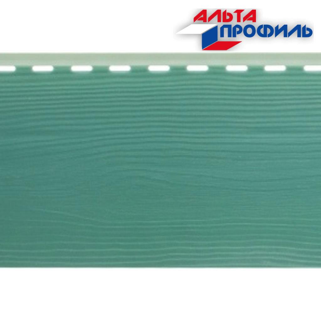 Вспененный сайдинг: Альта-Борд, Элит, панель ВС-01, зеленая - 3,00х0,18м. в АНЧАР,  строительные материалы