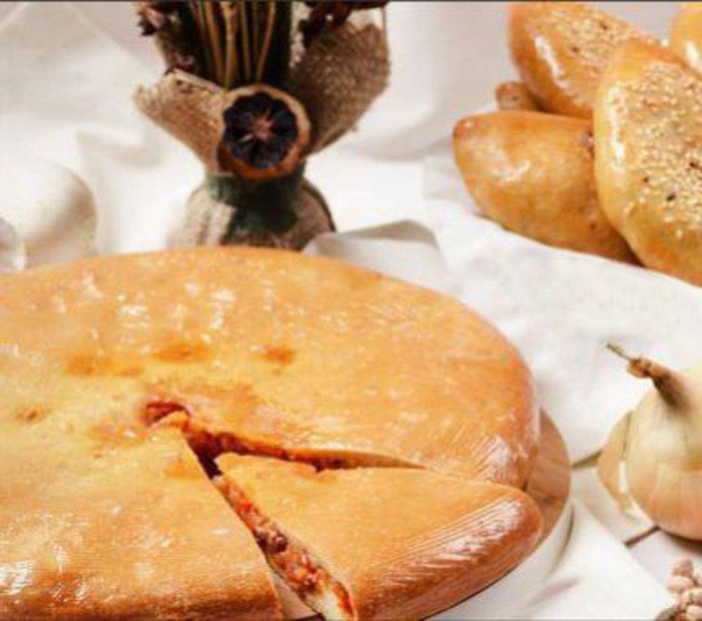 Постные пироги: Пирог постный с Вишней в Царевы Пироги