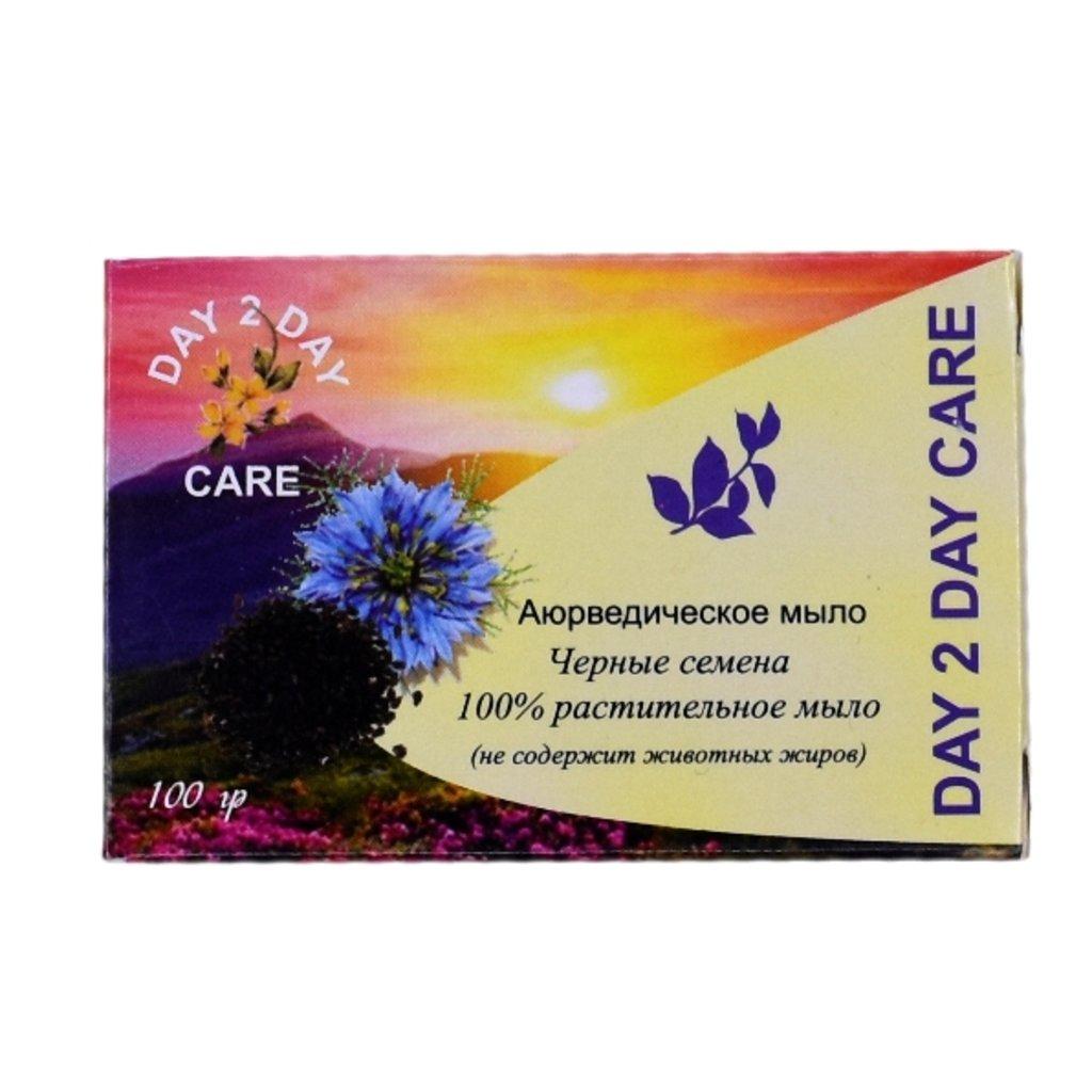 Мыло: Аюрведическое мыло - черные семена (Day 2 Day Care) в Шамбала, индийская лавка