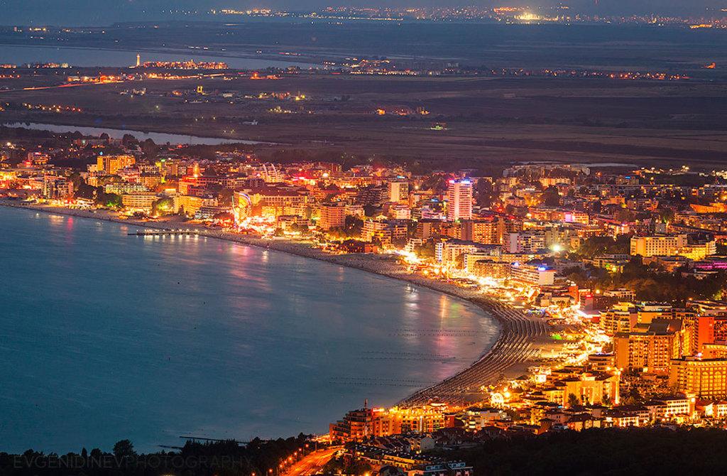 Международный туризм: Болгария, Солнечный берег  из Тюмени в Венеция