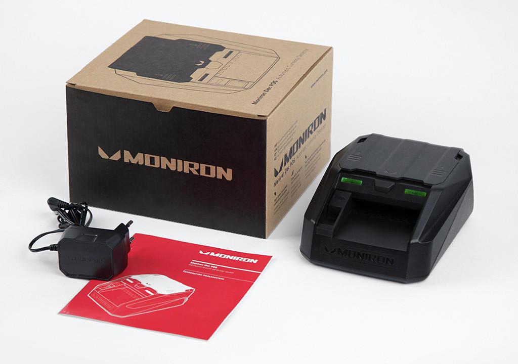 Детекторы банкнот: Moniron Dec POS Автоматический детектор банкнот (валют) в Рост-Касс
