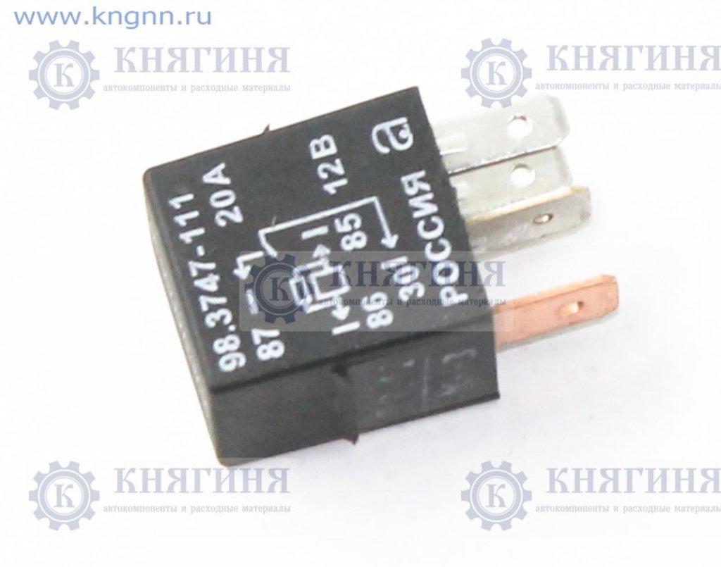 Реле: Реле универсальное 4-х конт. 98.37447-111 12В в Волга
