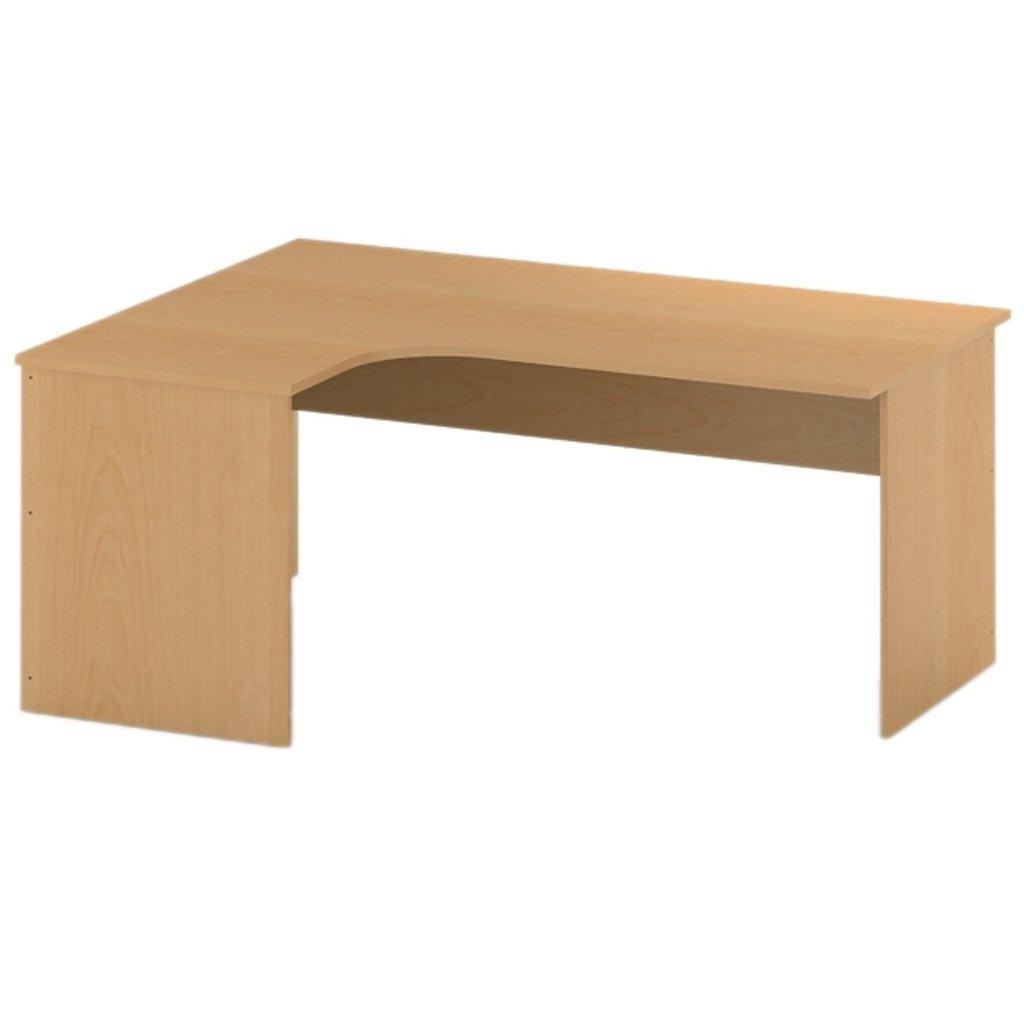 Офисная мебель столы, тумбы Р-16: Стол угловой правый (16) 1600*1200*750 в АРТ-МЕБЕЛЬ НН