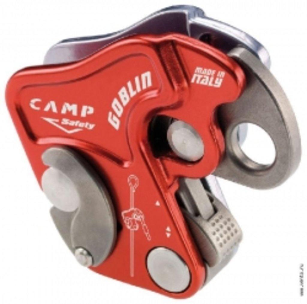 Зажимы Camp: Страховочное устройство «GOBLIN» в Турин