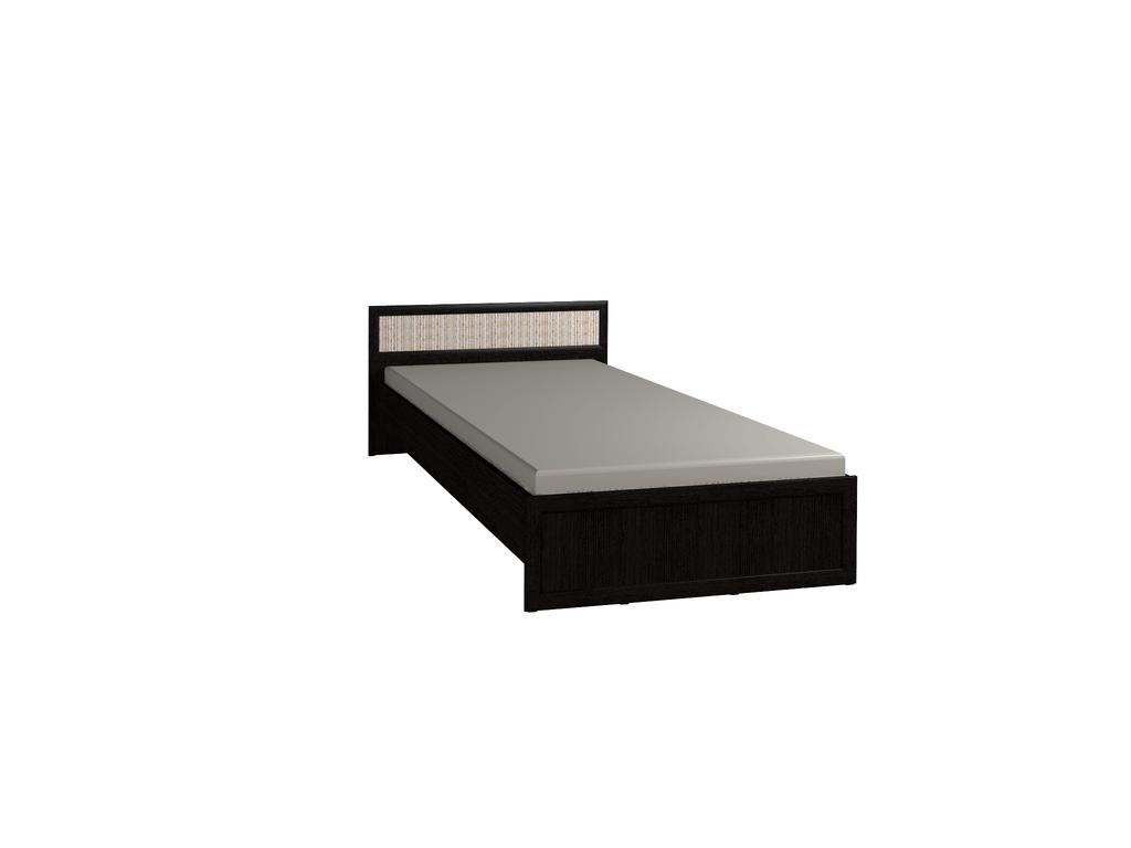 Кровати: Кровать 3 (1200) Милана в Стильная мебель