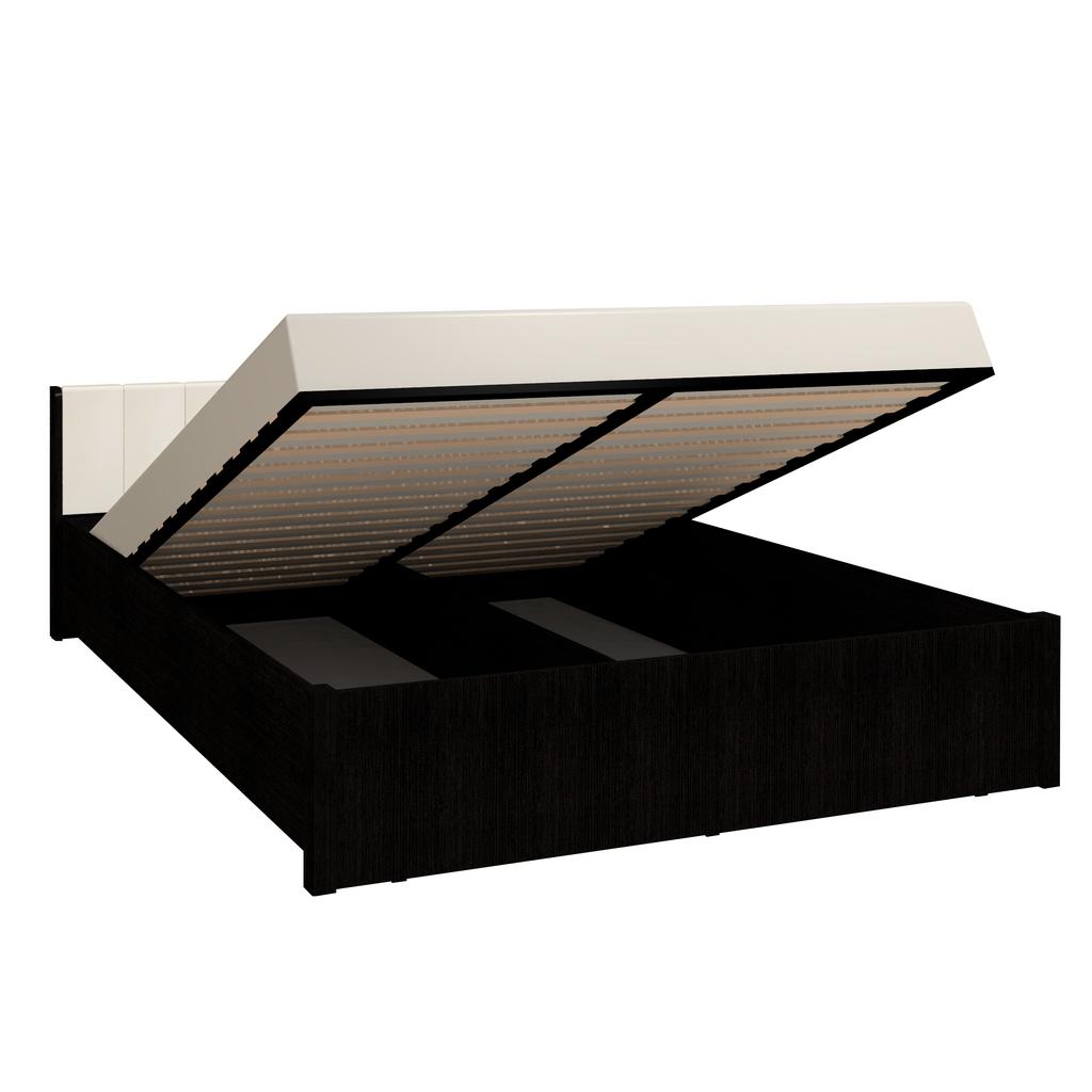 Кровати: Кровать (1800) с подъемным механизмом BERLIN 31 в Стильная мебель