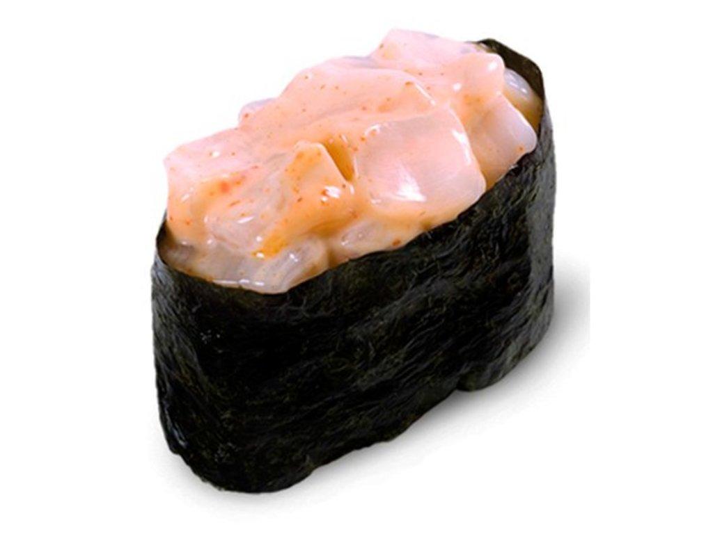Спайси суши: Суши острые с гребешком в Мастер Пицца Краснодар