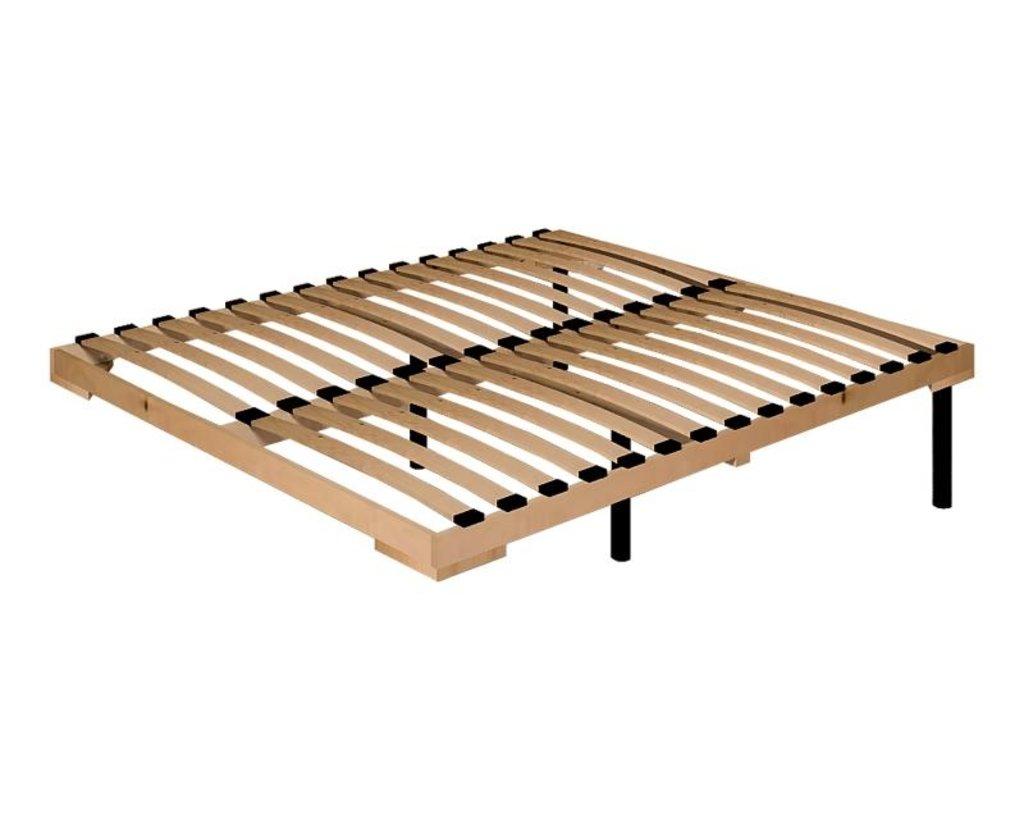 Кровати: Кровать Люкс (1600) Дерево Карина 307 в Стильная мебель