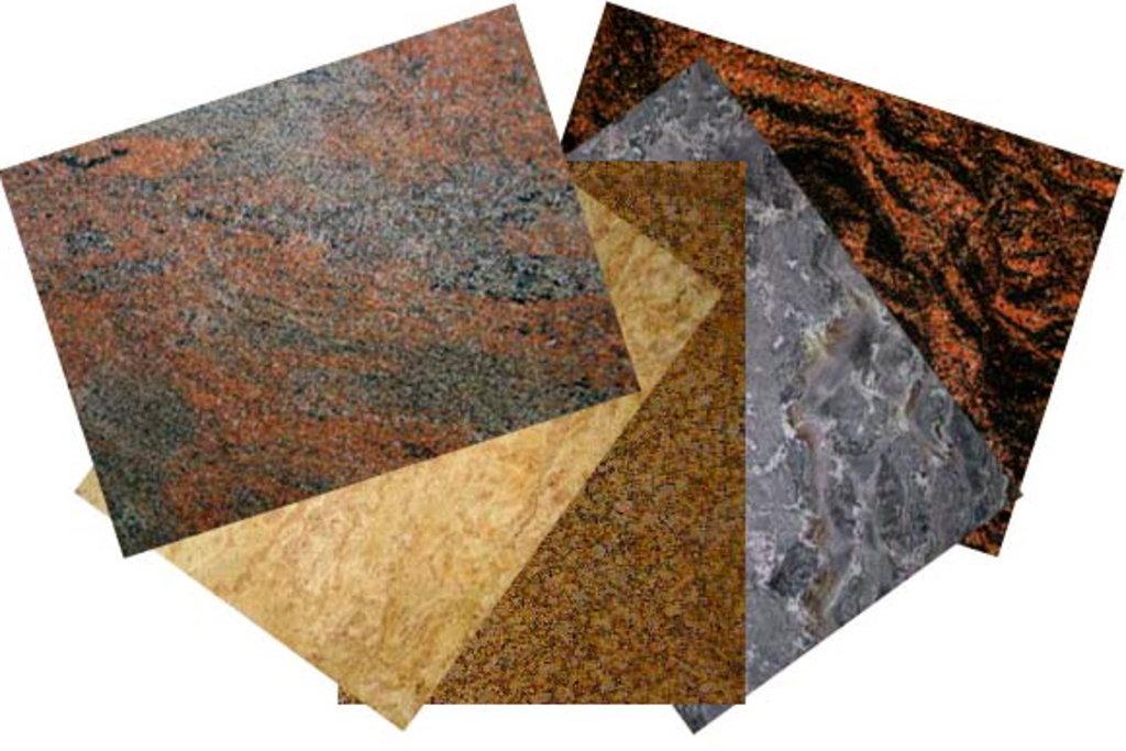 Отделочные материалы для каминов: Плитка напольная камень натуральный мрамор в ассортименте в Салон каминов Октава