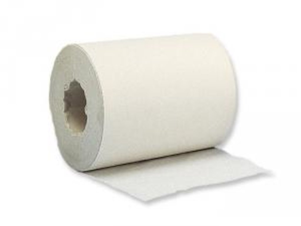 Туалетная бумага, салфетки и др.: Т/бумага на втулке 50м в Чистая Сибирь