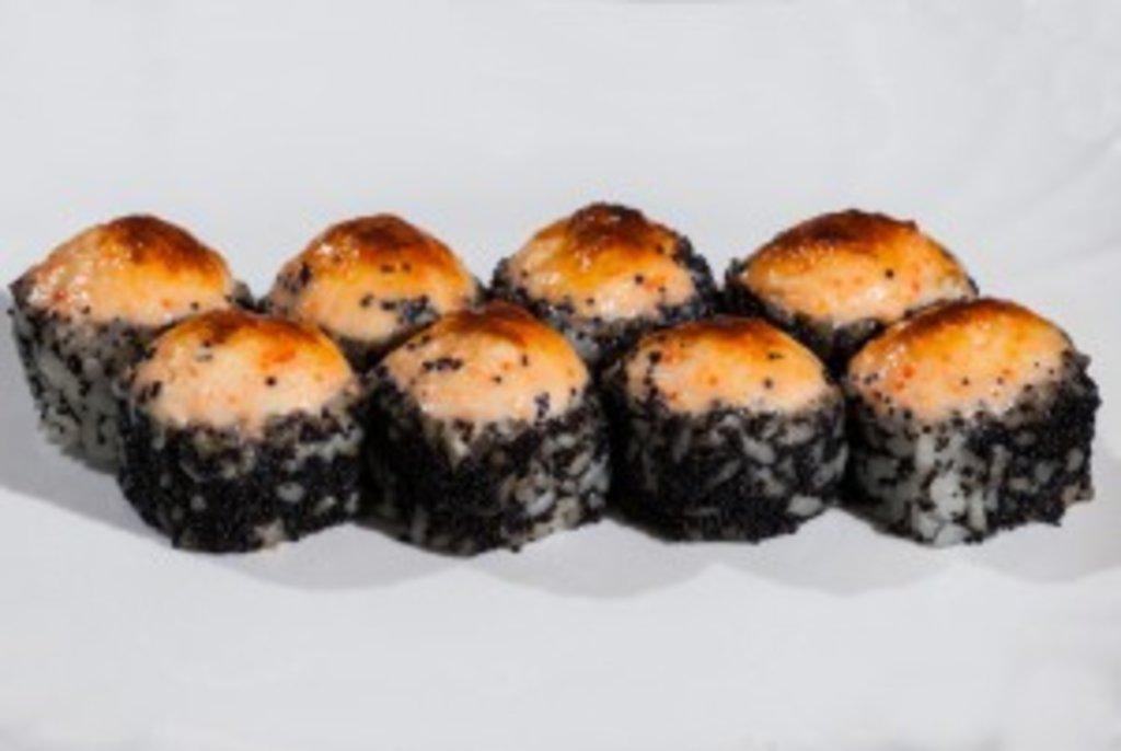 Запеченные роллы: Запеченный с омлетом в Sushin