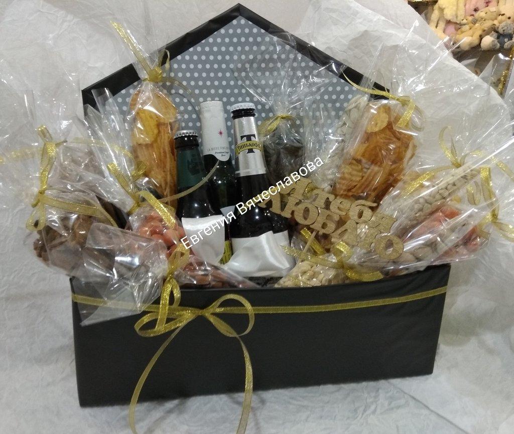 Букет из продуктов в Николь, магазины цветов